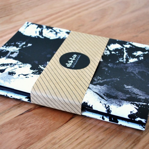 List and Scribble A5 Notebook 3pk